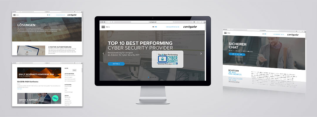 certgate website