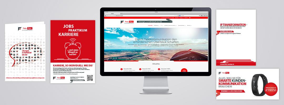 telesys web und print